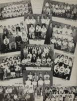 1954 Christopher Columbus High School 415 Yearbook Page 38 & 39