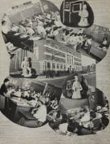 1954 Christopher Columbus High School 415 Yearbook Page 40 & 41