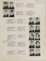 1954 Christopher Columbus High School 415 Yearbook Page 72 & 73