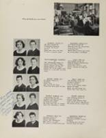 1954 Christopher Columbus High School 415 Yearbook Page 76 & 77