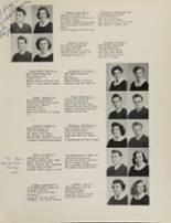 1954 Christopher Columbus High School 415 Yearbook Page 78 & 79