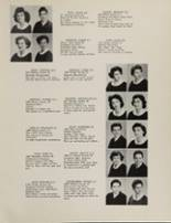 1954 Christopher Columbus High School 415 Yearbook Page 80 & 81