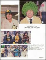 1987 Mayfield High School Yearbook Page 10 & 11