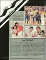 1987 Mayfield High School Yearbook Page 14 & 15