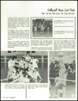 1987 Mayfield High School Yearbook Page 44 & 45