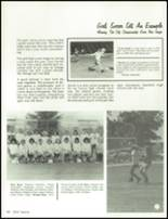 1987 Mayfield High School Yearbook Page 50 & 51