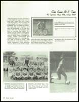 1987 Mayfield High School Yearbook Page 52 & 53
