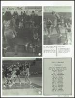 1987 Mayfield High School Yearbook Page 62 & 63