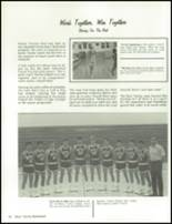 1987 Mayfield High School Yearbook Page 64 & 65