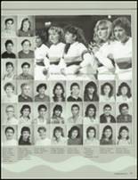 1987 Mayfield High School Yearbook Page 92 & 93