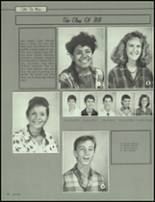 1987 Mayfield High School Yearbook Page 96 & 97