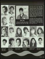 1987 Mayfield High School Yearbook Page 116 & 117