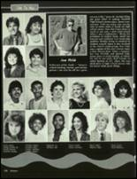 1987 Mayfield High School Yearbook Page 122 & 123