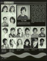 1987 Mayfield High School Yearbook Page 126 & 127