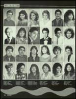 1987 Mayfield High School Yearbook Page 136 & 137