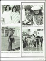 1987 Mayfield High School Yearbook Page 184 & 185