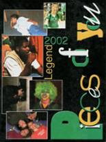 2002 Yearbook West Iredell High School