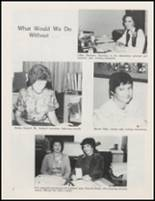 1983 Amber-Pocasset High School Yearbook Page 12 & 13