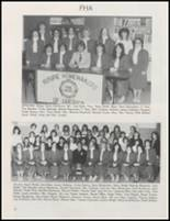 1983 Amber-Pocasset High School Yearbook Page 16 & 17