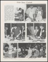 1983 Amber-Pocasset High School Yearbook Page 18 & 19