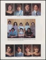 1983 Amber-Pocasset High School Yearbook Page 28 & 29