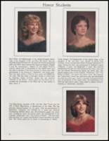 1983 Amber-Pocasset High School Yearbook Page 34 & 35