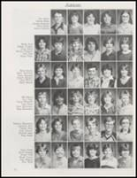 1983 Amber-Pocasset High School Yearbook Page 36 & 37