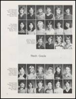 1983 Amber-Pocasset High School Yearbook Page 38 & 39