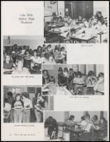 1983 Amber-Pocasset High School Yearbook Page 42 & 43