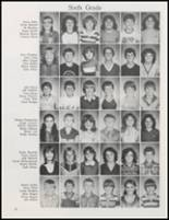 1983 Amber-Pocasset High School Yearbook Page 44 & 45