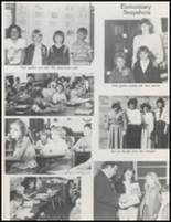 1983 Amber-Pocasset High School Yearbook Page 52 & 53