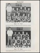 1983 Amber-Pocasset High School Yearbook Page 54 & 55