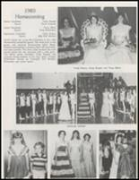 1983 Amber-Pocasset High School Yearbook Page 62 & 63