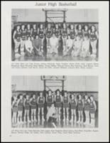 1983 Amber-Pocasset High School Yearbook Page 64 & 65