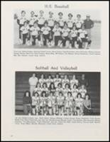 1983 Amber-Pocasset High School Yearbook Page 66 & 67