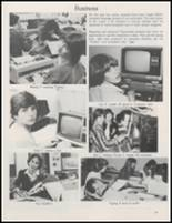 1983 Amber-Pocasset High School Yearbook Page 72 & 73