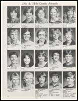 1983 Amber-Pocasset High School Yearbook Page 82 & 83