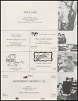 1983 Amber-Pocasset High School Yearbook Page 88 & 89