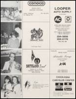 1983 Amber-Pocasset High School Yearbook Page 92 & 93