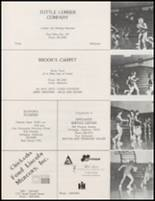 1983 Amber-Pocasset High School Yearbook Page 94 & 95