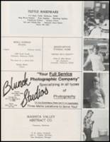 1983 Amber-Pocasset High School Yearbook Page 96 & 97