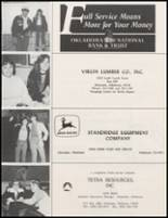 1983 Amber-Pocasset High School Yearbook Page 98 & 99