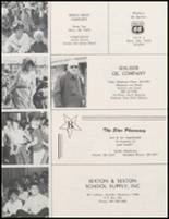 1983 Amber-Pocasset High School Yearbook Page 102 & 103