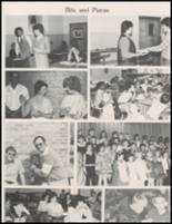 1983 Amber-Pocasset High School Yearbook Page 106 & 107