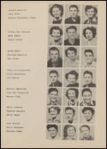 1950 Clayton High School Yearbook Page 18 & 19