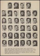 1950 Clayton High School Yearbook Page 22 & 23
