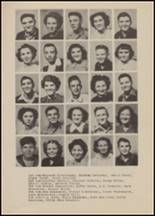 1950 Clayton High School Yearbook Page 26 & 27
