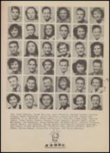 1950 Clayton High School Yearbook Page 30 & 31