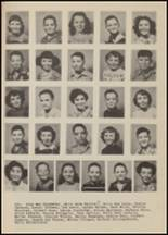1950 Clayton High School Yearbook Page 38 & 39