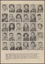 1950 Clayton High School Yearbook Page 40 & 41